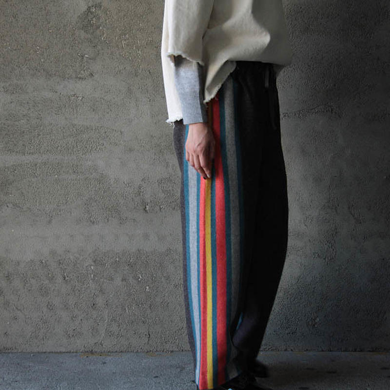 COMMONO reproducts wool pants A