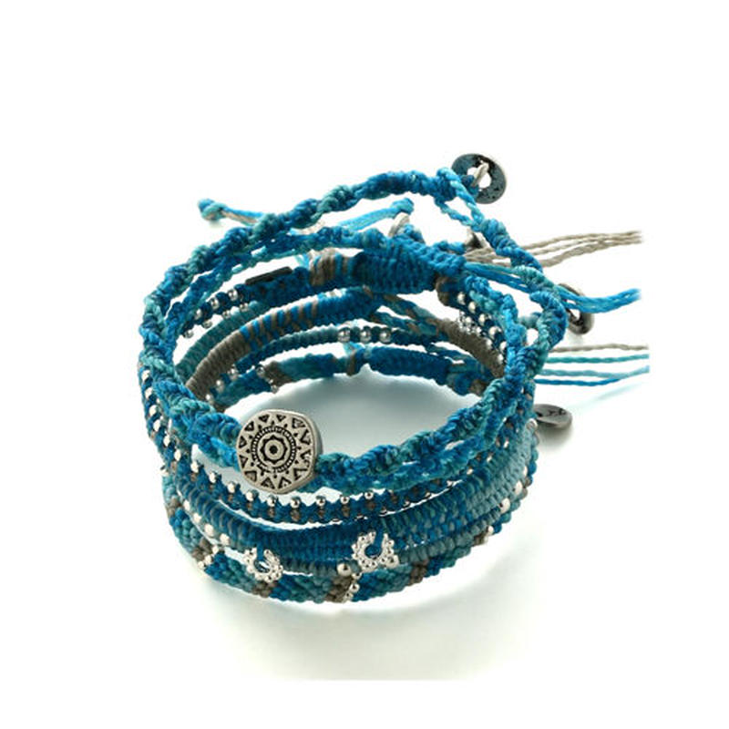 wakami - 7strand bracelet japan limited col  BC-17001
