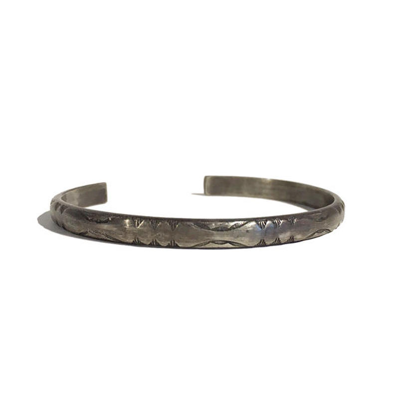 THEFT - Work stamp bangle
