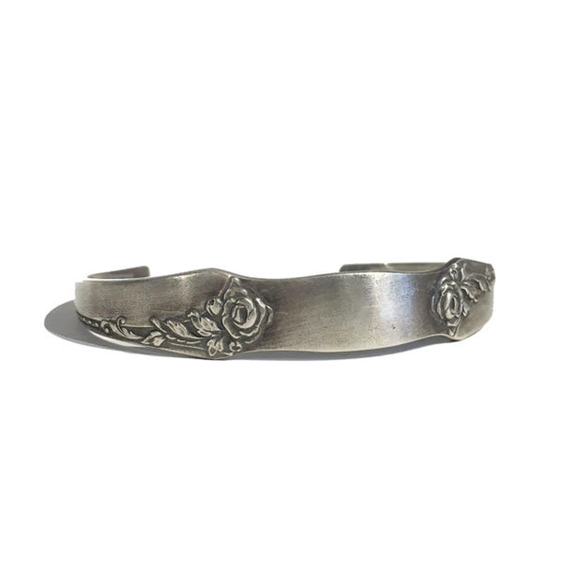 THEFT - Antique spoon bangle