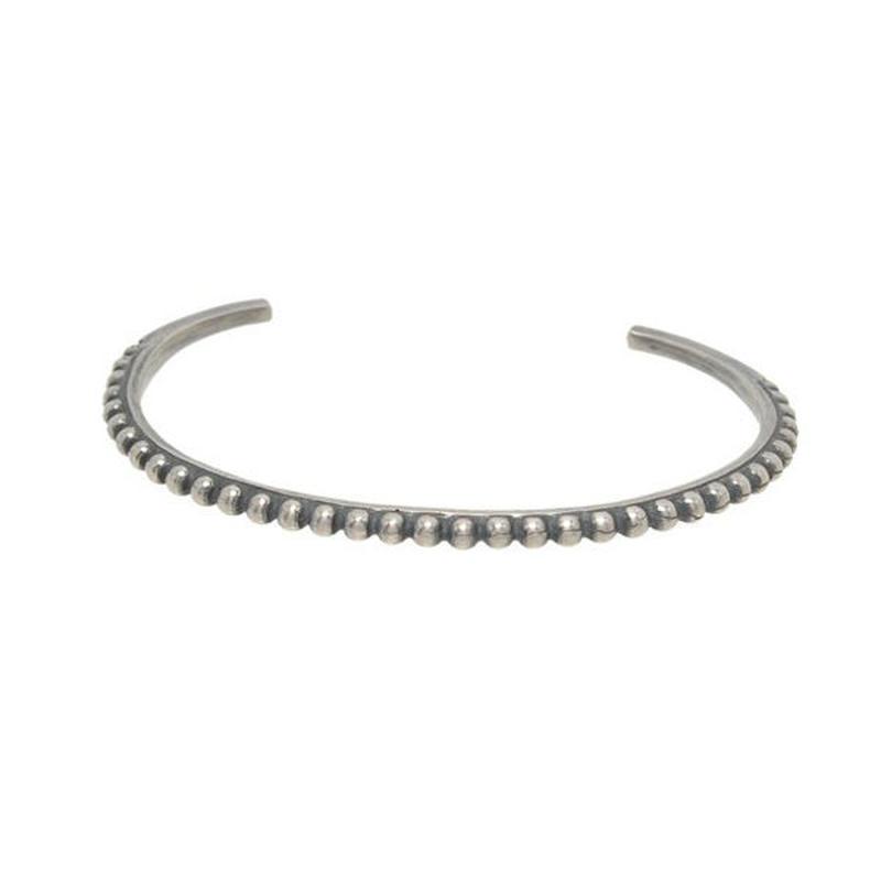 THEFT  - narrow dot bangle