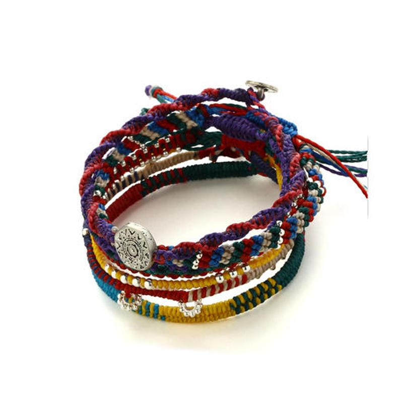 wakami - 7strand bracelet japan limited col  BC-17008