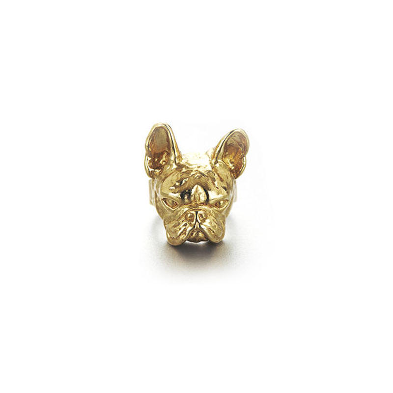 VERAMEAT - french bull dog ring#12