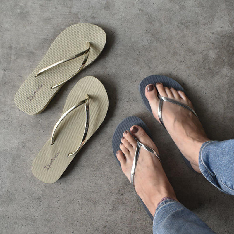 shoes-02016  送料無料! メタルトング ビーチサンダル