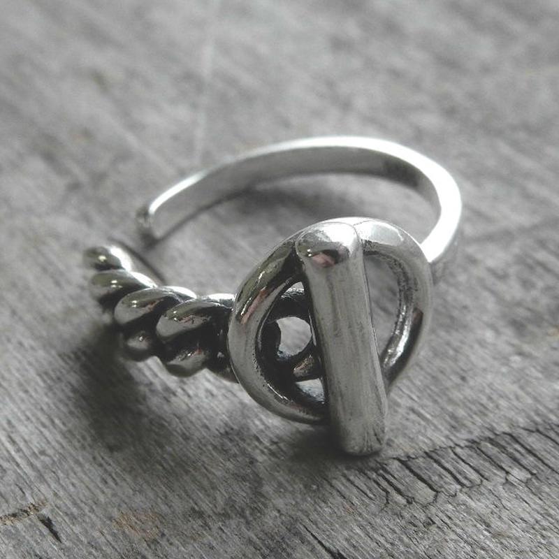 ring-02137 SV925 マンテルデザイン シルバーリング 幅最大12mm 12号から上にサイズ調整可能