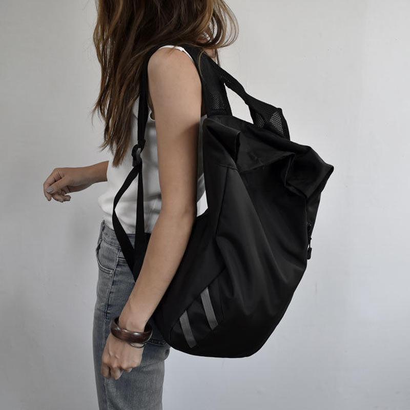 bag2-02363 防水素材 フラップバックパック