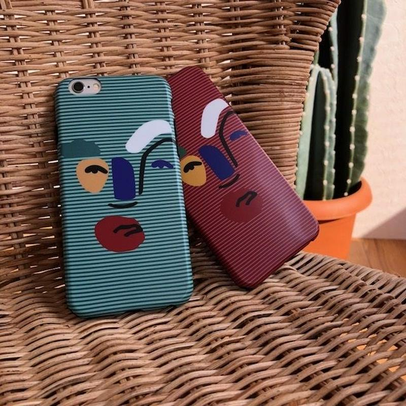 iphone-02418 送料無料! タイプ3 現代アート デザイン  iPhoneケース