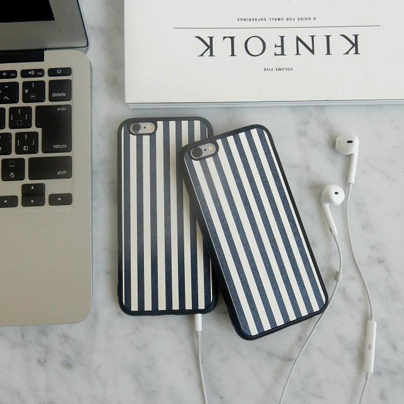 iphone-02006 ストライプ柄  iPhoneケース