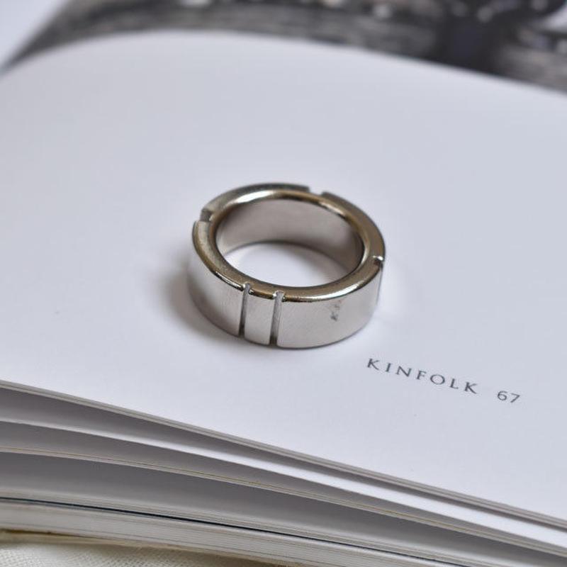 ring2-02028 送料無料! デントデザイン リング