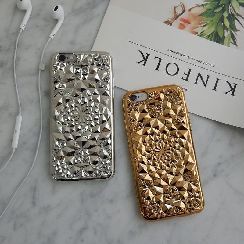 iphone-02238 送料無料! カレイドスコープ デザイン iPhoneケース