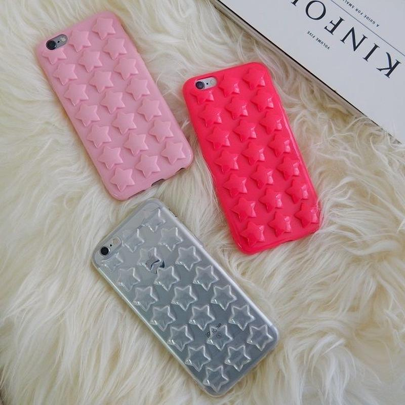 iphone-02232 送料無料! プチプチスター iPhoneケース