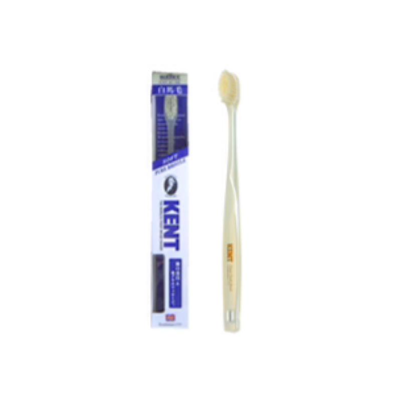 KENT 白馬毛歯ブラシ ふつう (レギュラーサイズ)
