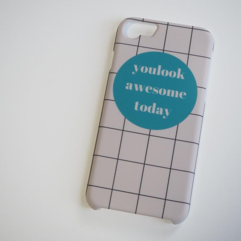 iphone 6/6s/7/8 case graphcheck