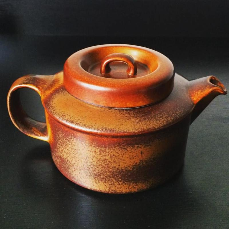 "Tea pot ""ruska""for Arabia"