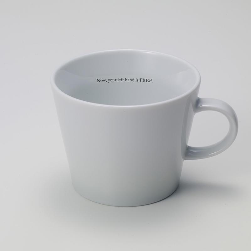 LEFTEOUS Cup