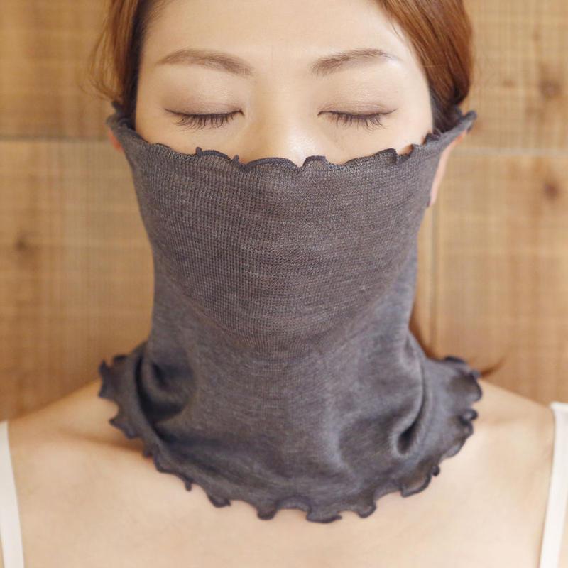 絹(SILK)100%マスク