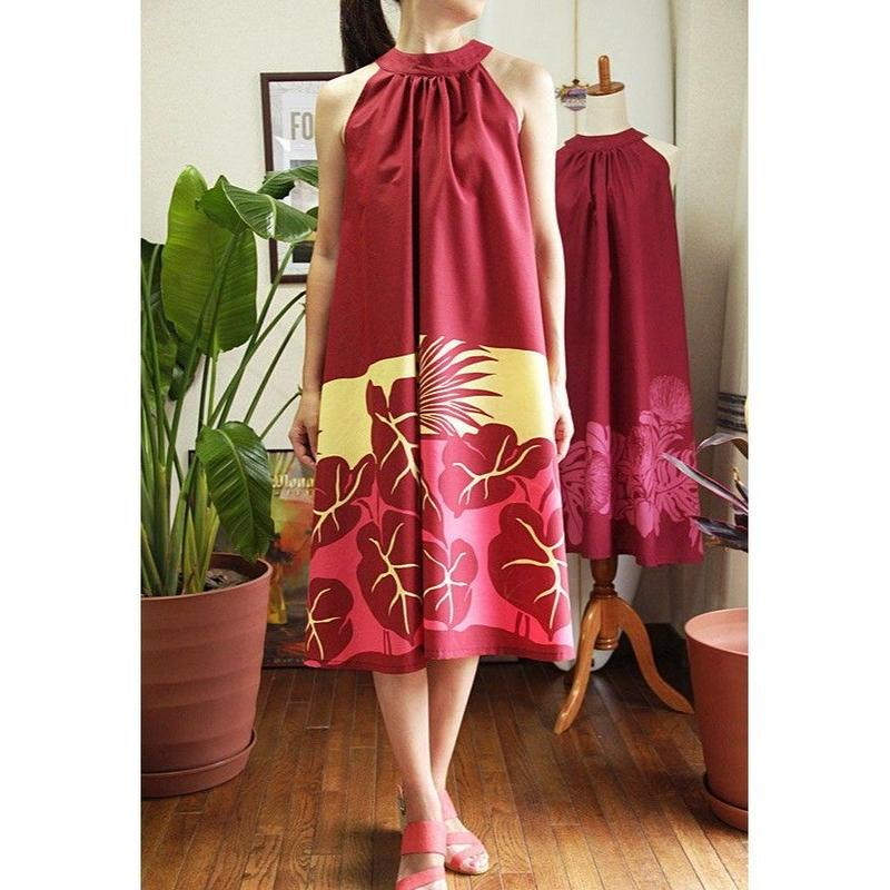 Ginger Dress レッド タロ ジンジャードレス HNLS02410-70310