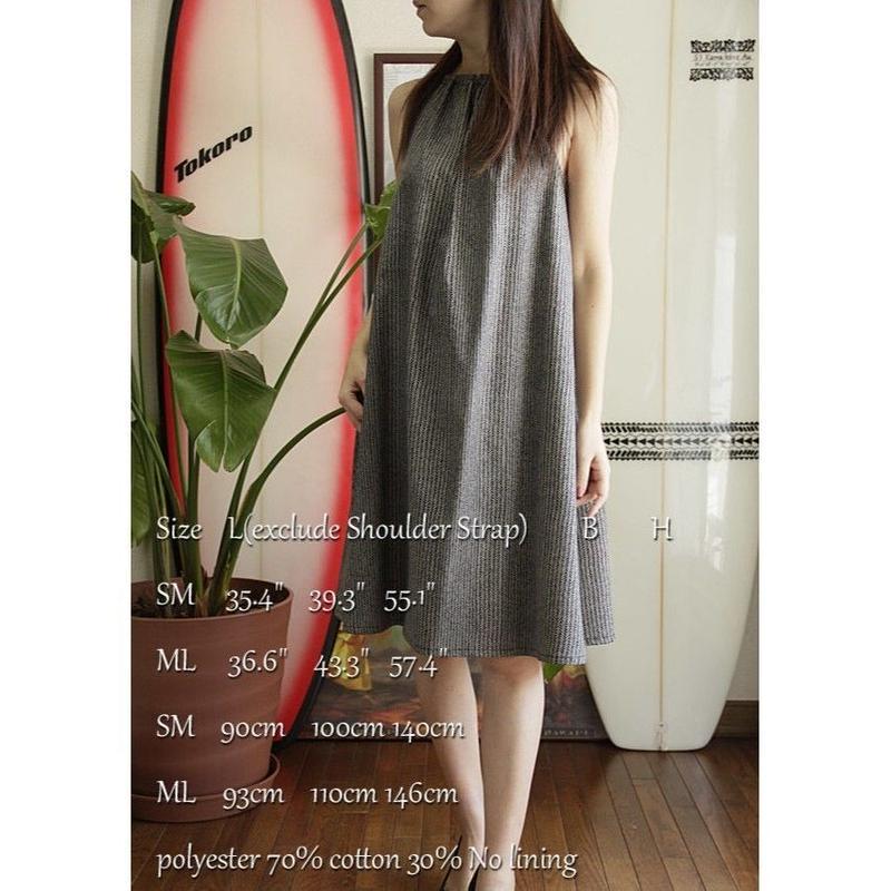 SWING DRESS ヘリンボーン ワンピース HNLS02491-2720