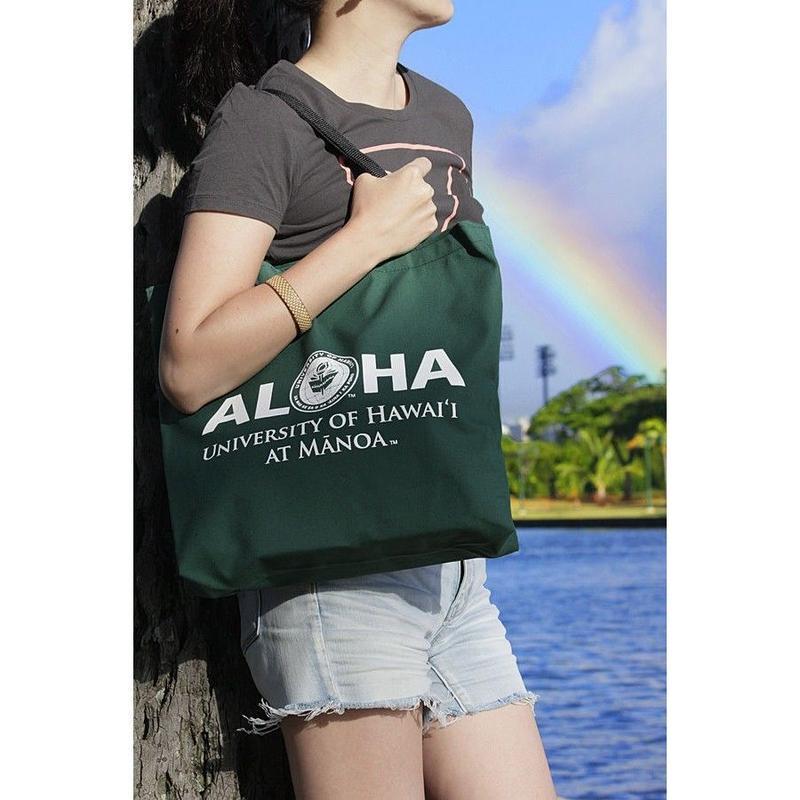 UH ユニバーシティオブハワイ ALOHA キャンパスバッグ HNLS02722-3470