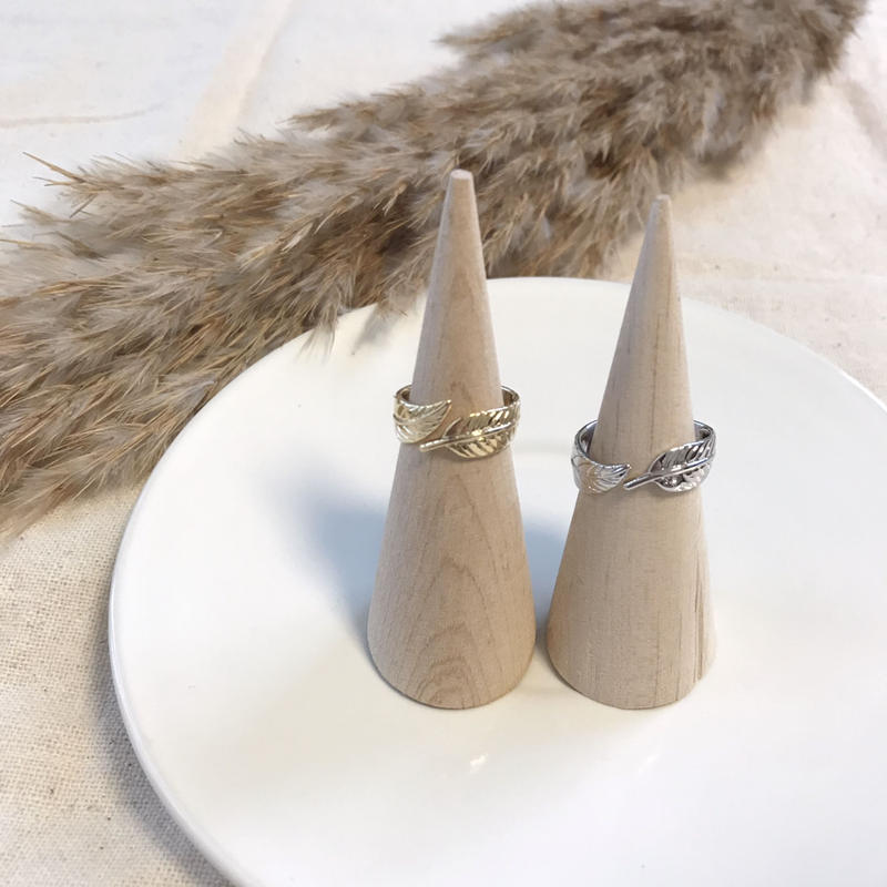 R-8 feather ring
