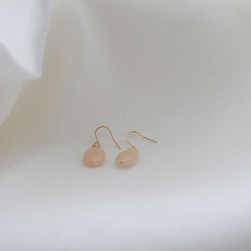 Francesca-pierced earrings(再制作)