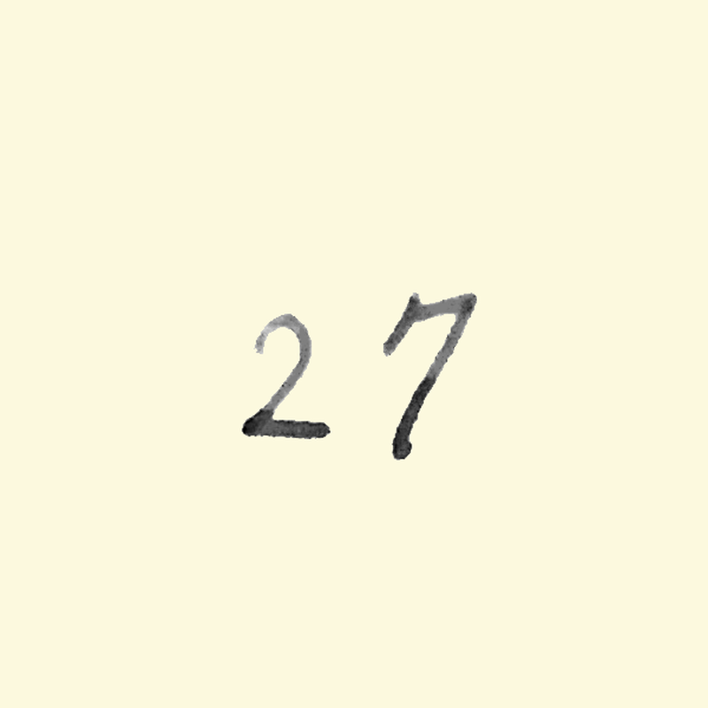 2019/07/27 Sat