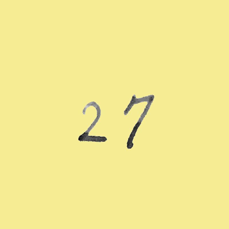 2019/04/27 Sat