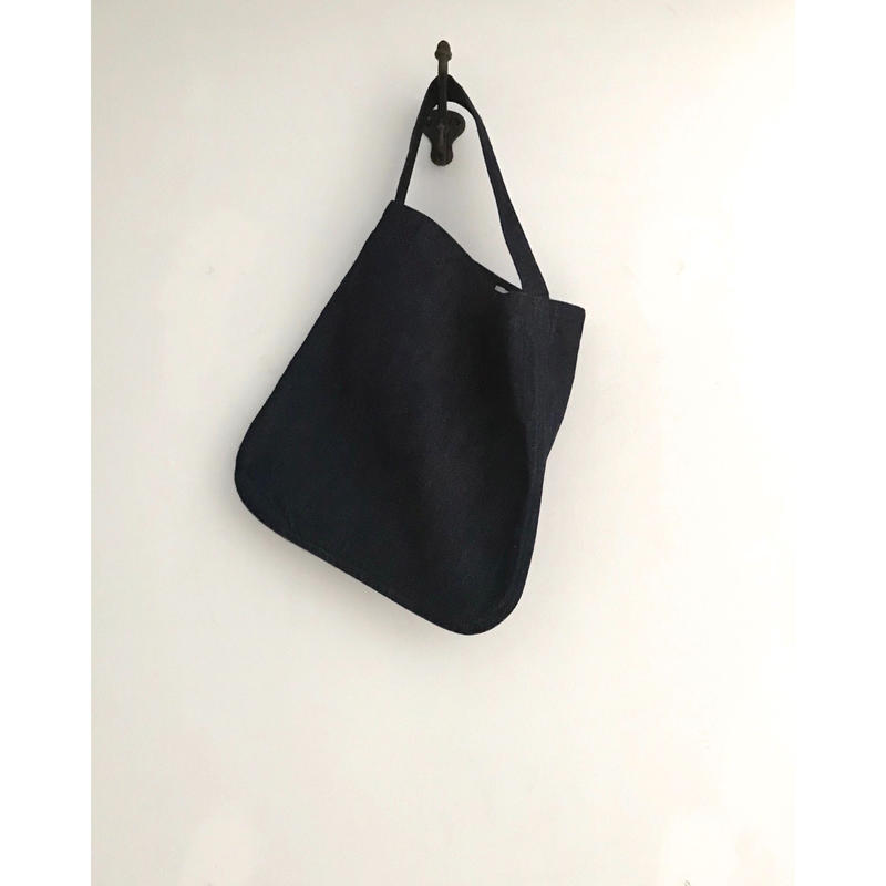 DENIM TOTE [SMALL]