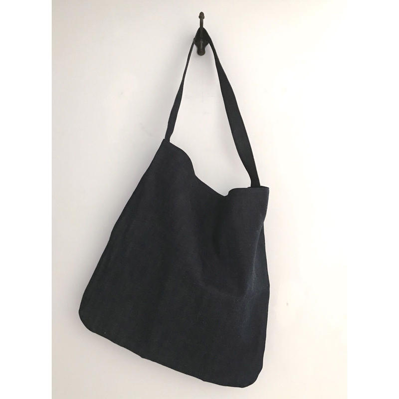 DENIM TOTE [LARGE]
