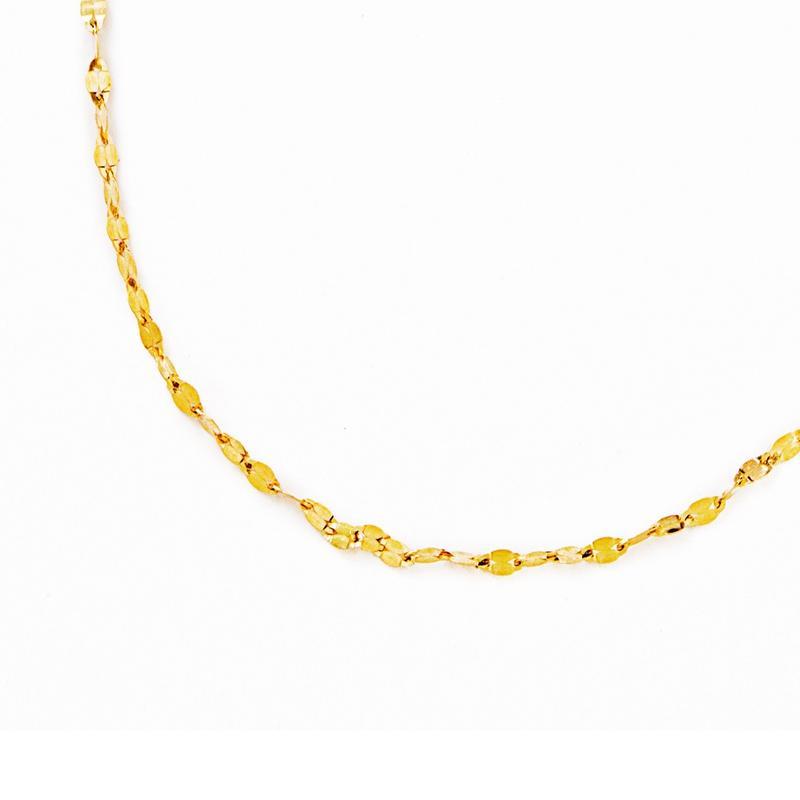 eclair chain  bangle【エクレアチェーンバングル】
