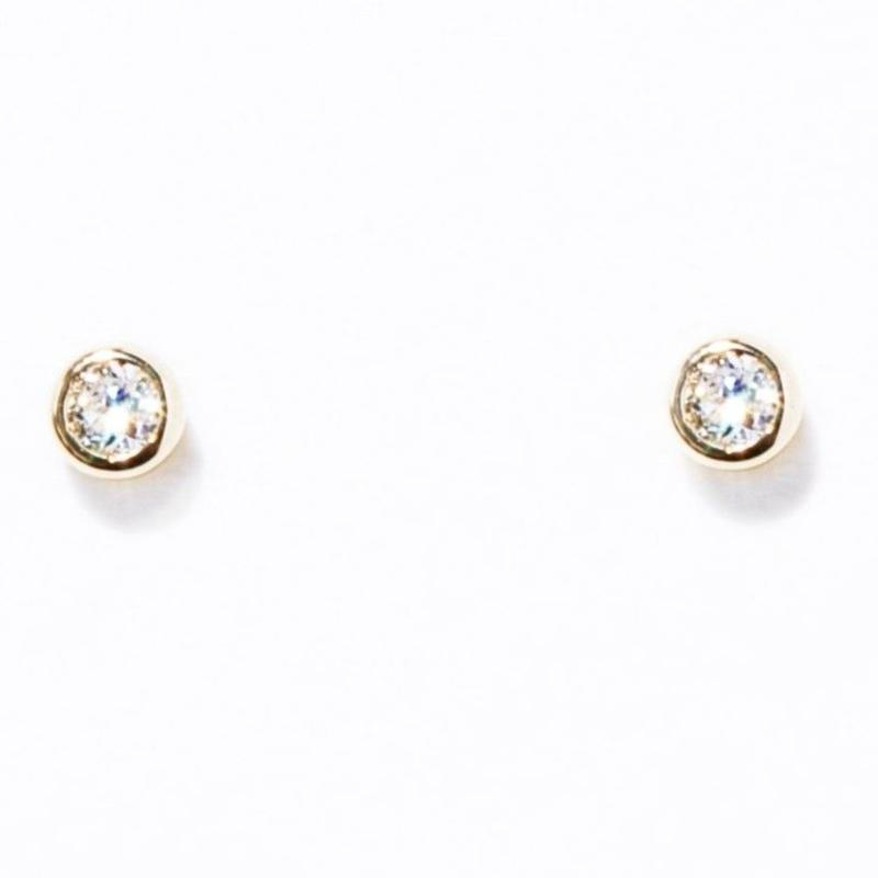 diamond pierce 【ダイヤモンドピアス】