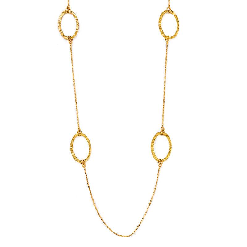 arche dot necklace 【アルチェドットネックレス】