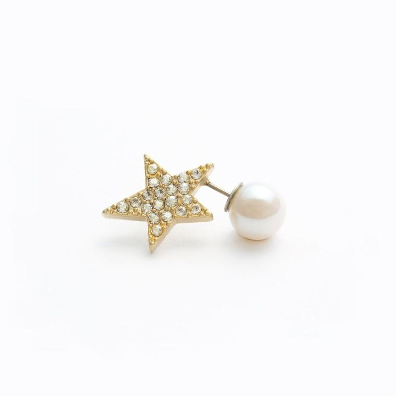 star pierce (reversible / small/ pave)