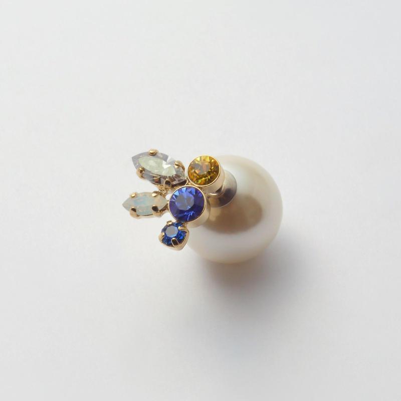 bijoux pierce (blue type)