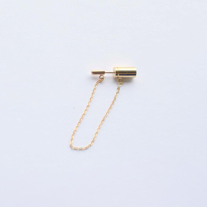 Dazzle chain pierce (middle)