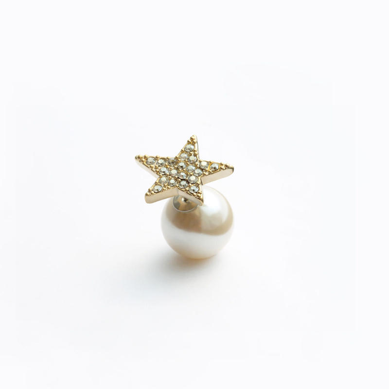 star pierce (small / pave)