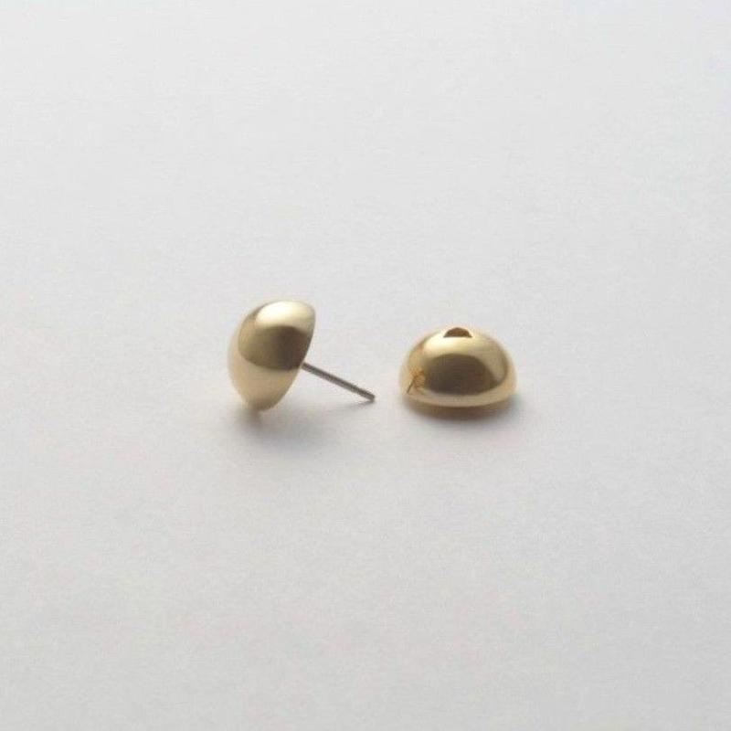10mm sphere pierce (gold)