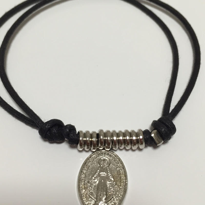 prayミサンガ(silver)