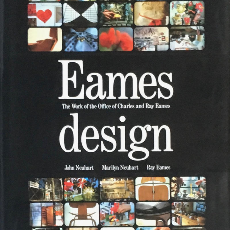 Eames design: The Work of the Office of Charles and Ray James