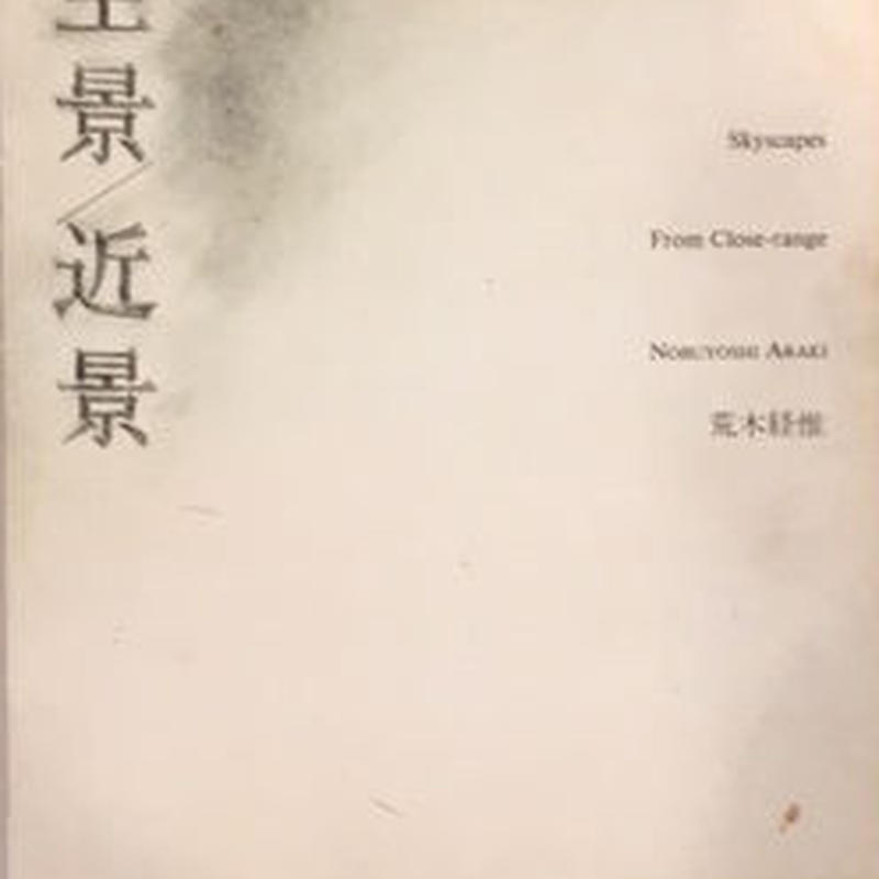 空景 / 近景  LAMENTS / 荒木経惟 2冊組