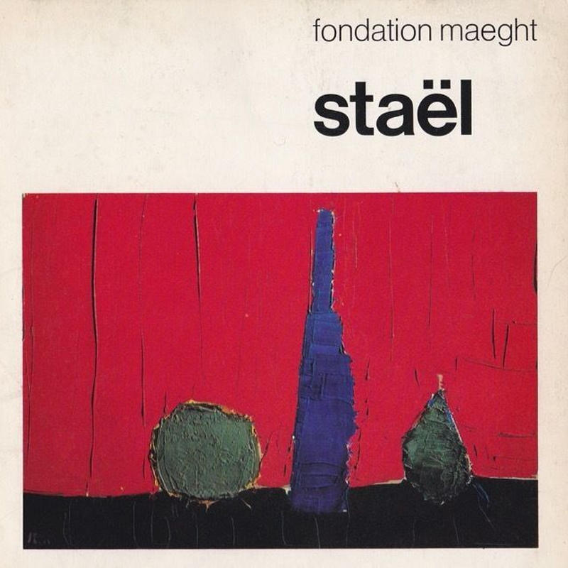 Stael : foundation maeght