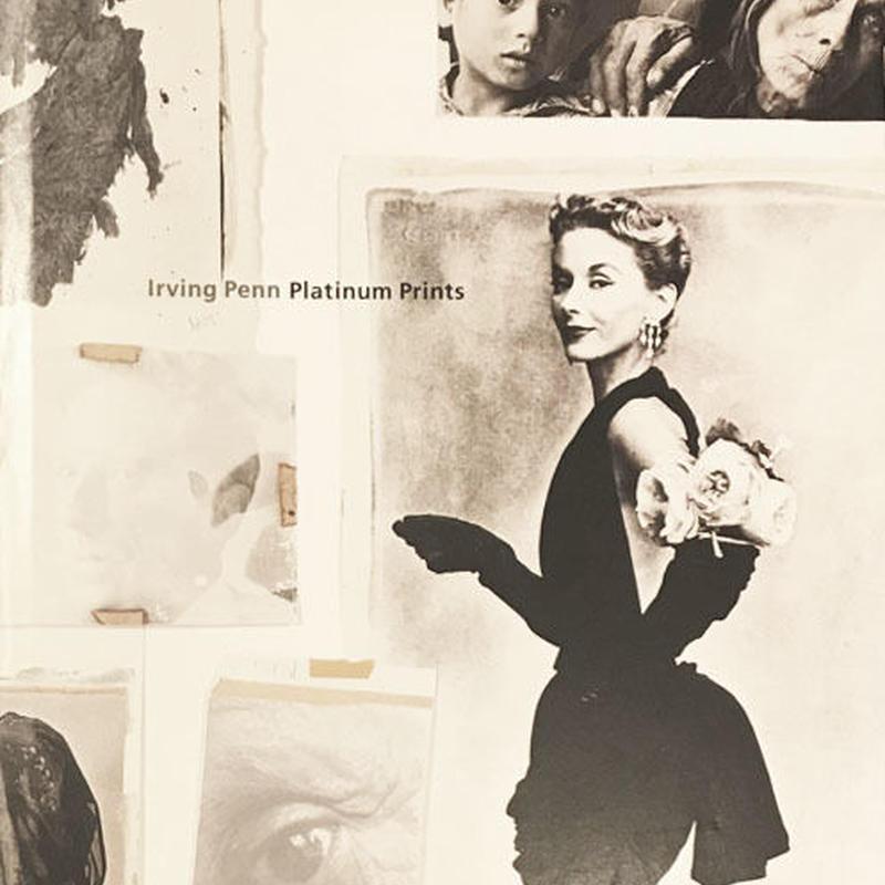 Irving Penn  Platinum Prints