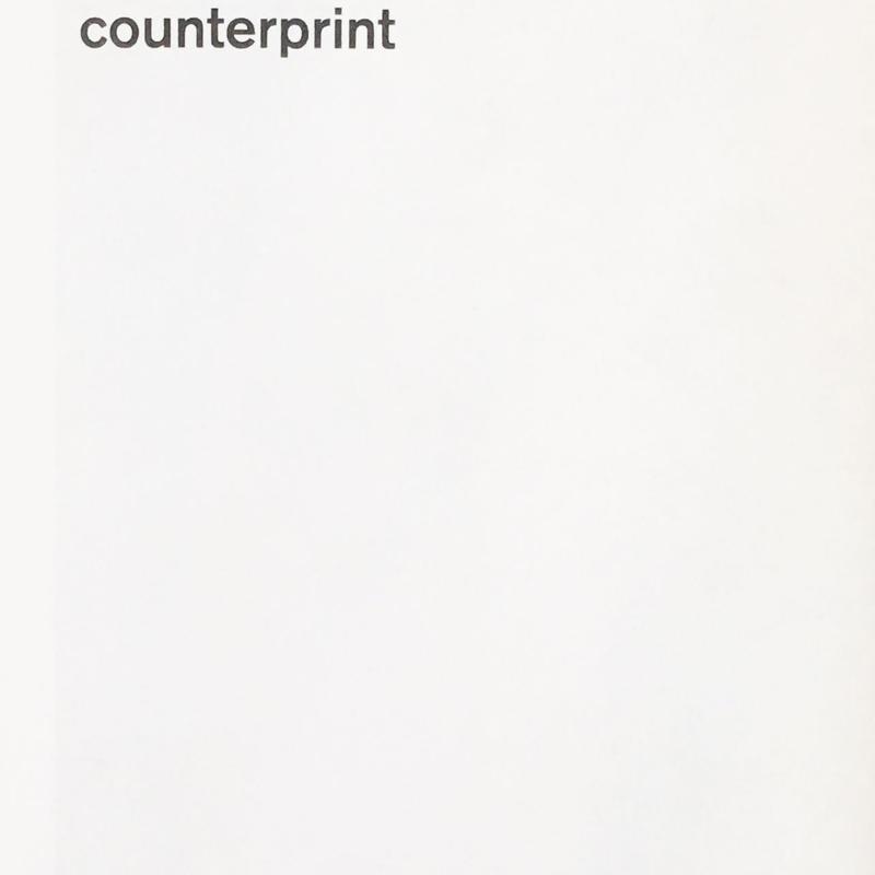 counterprint  / Karel Martens