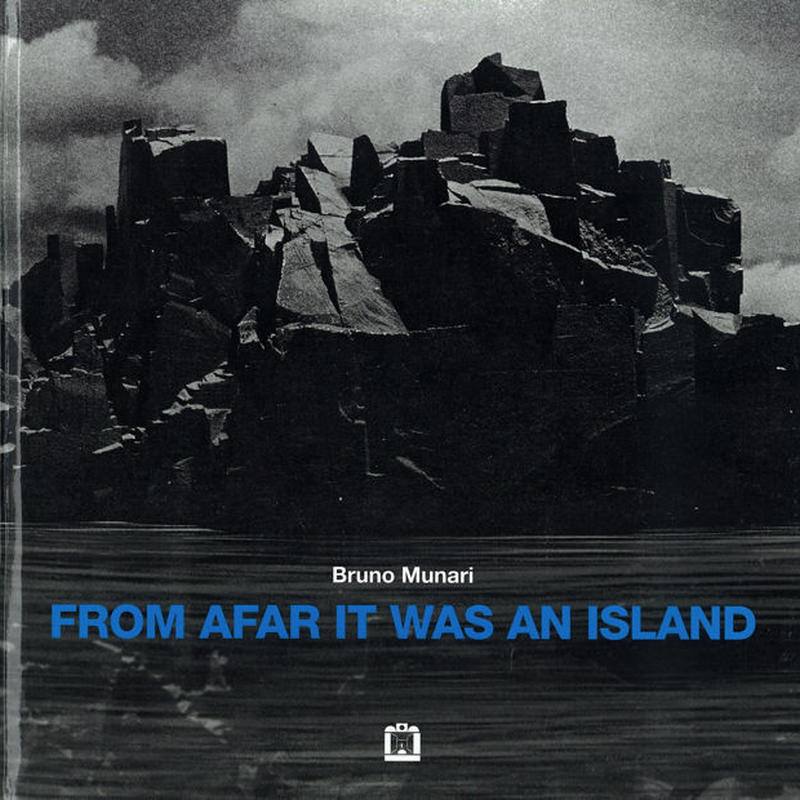 From Afar It Was An Island / Bruno Munari
