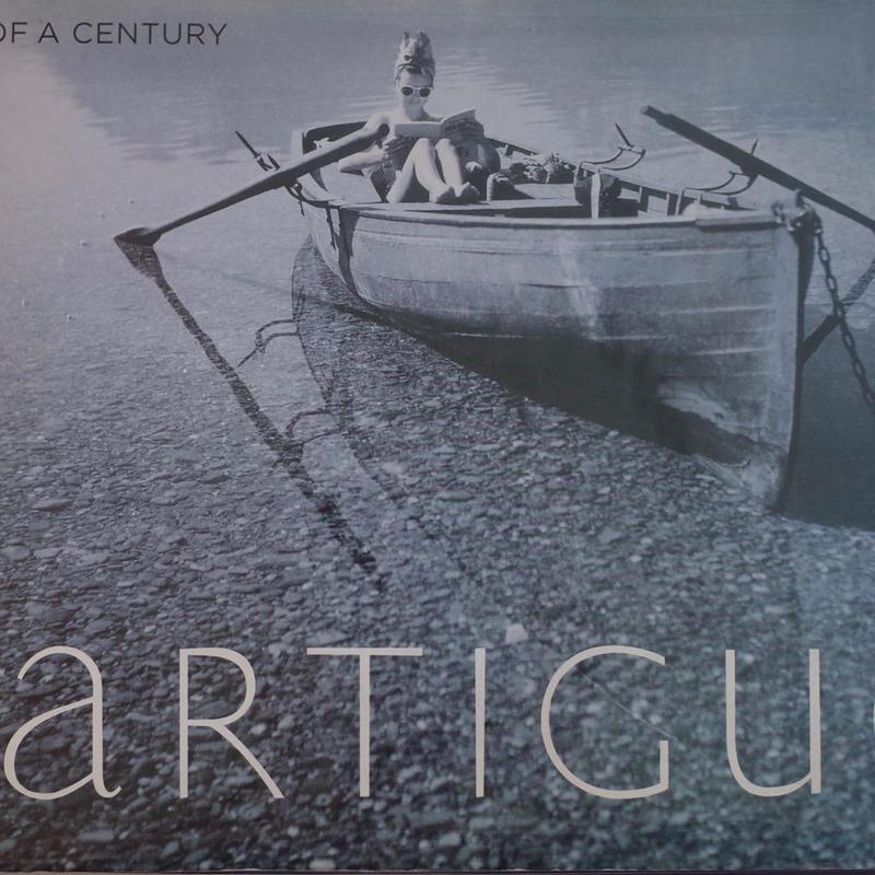 Album of century /  JACQUES HENRI LARTIGUE
