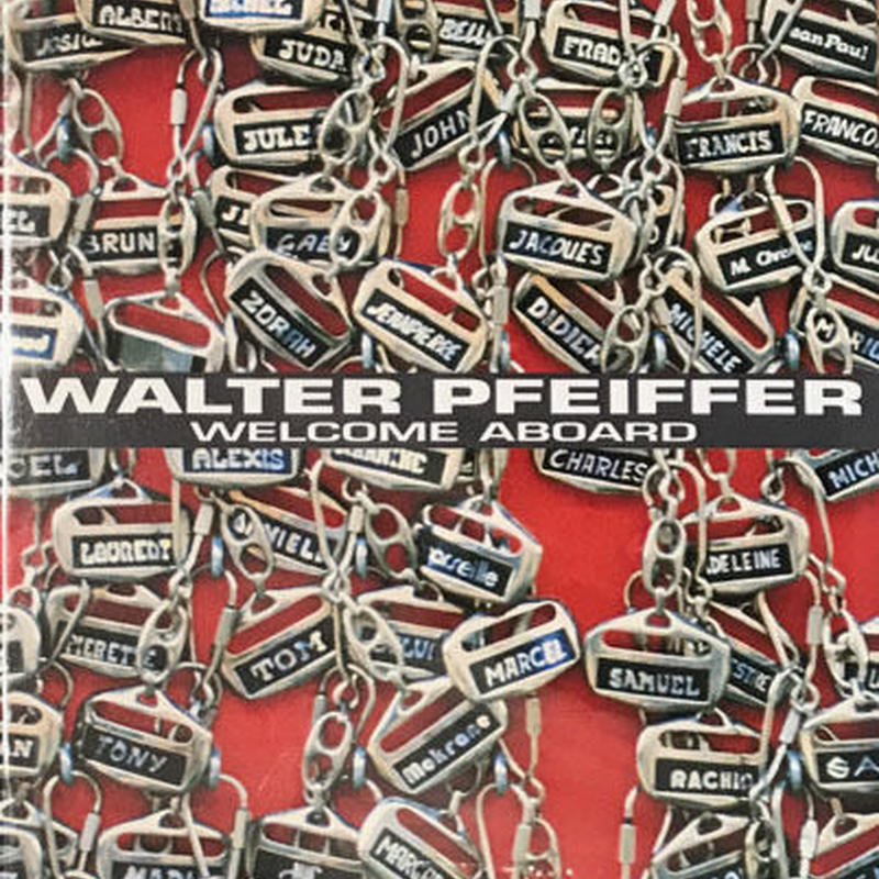 Welcome Aboard: Photographs 1980-2000 / Walter Pfeiffer