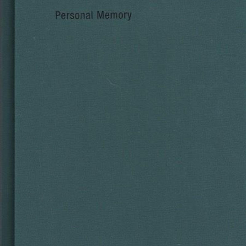 Personal Memory / Mame , Jiro Konami