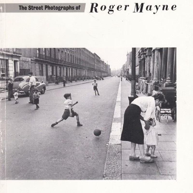 The street photographs of Roger Mayne / VICTORIA AND ALBERT MUSEUM