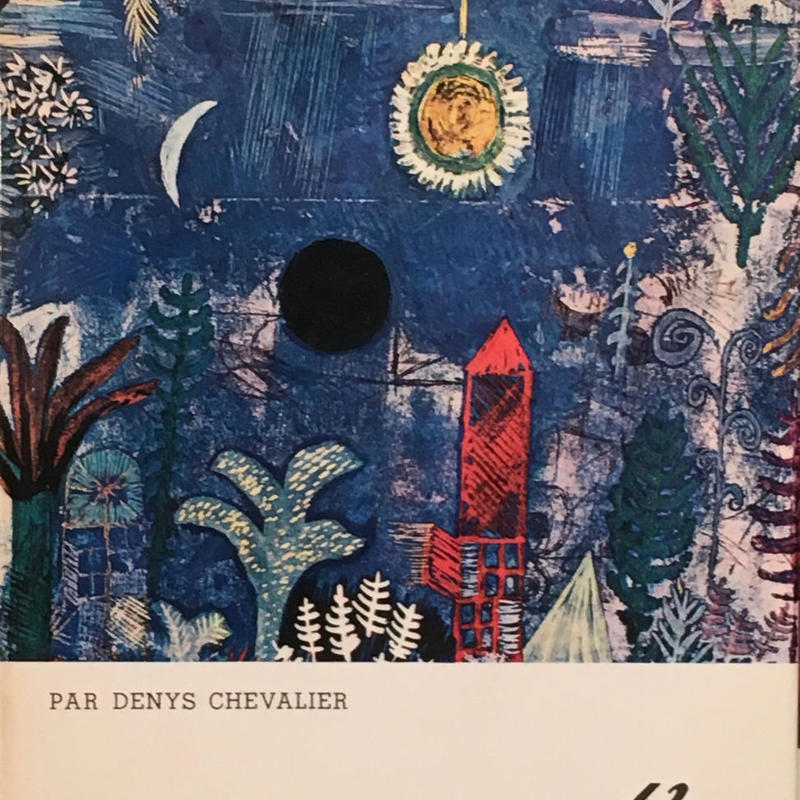 Klee  / Denys Chevalier