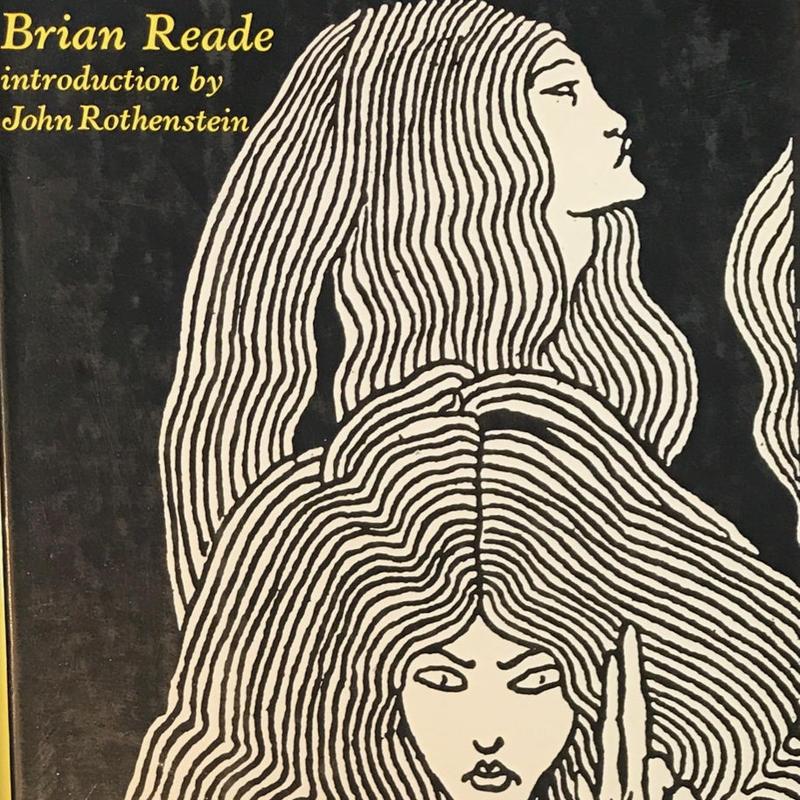 AUBREY BEAEDSLEY / Brian Reade